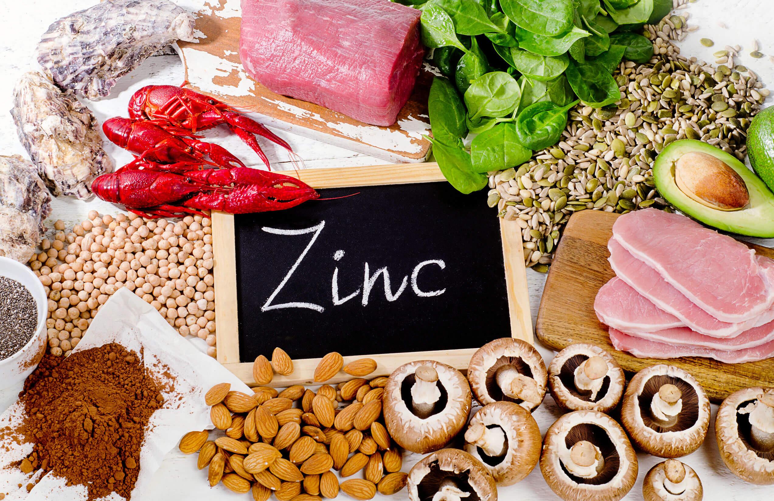 Los 6 Beneficios Del Zinc