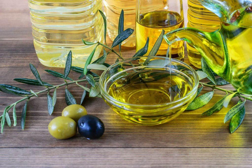 bigstock assortment of olive oil bottle 362061835 1