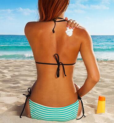 bronceandote en la playa 1