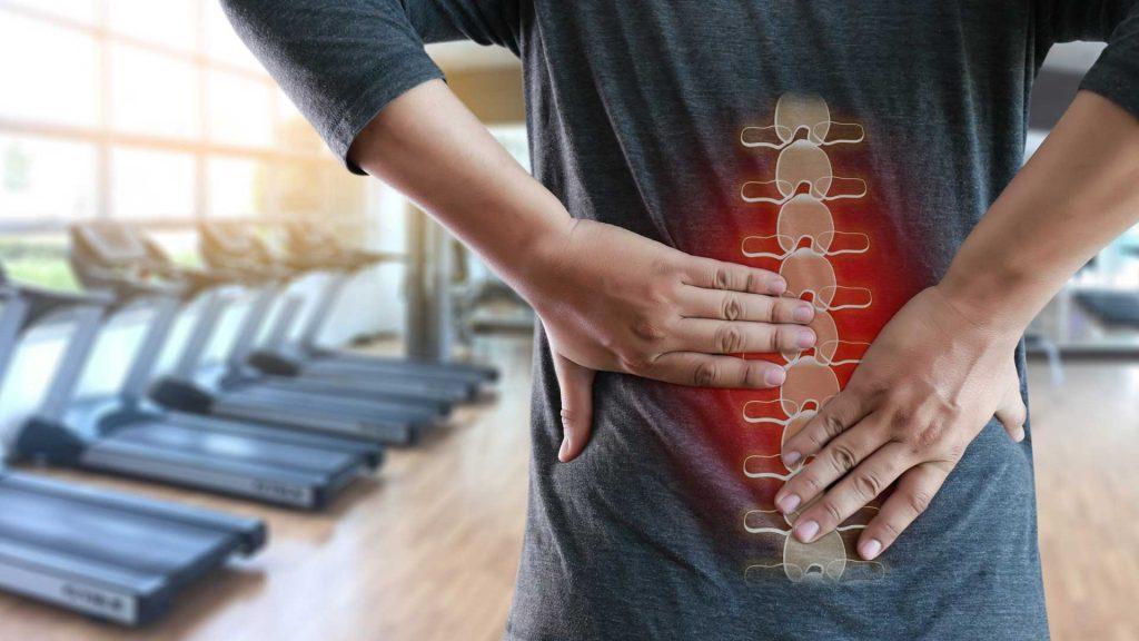6 Factores y causas de hernia discal lumbar