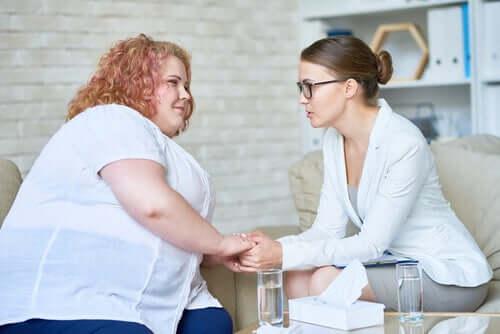 psicologa con su paciente 1