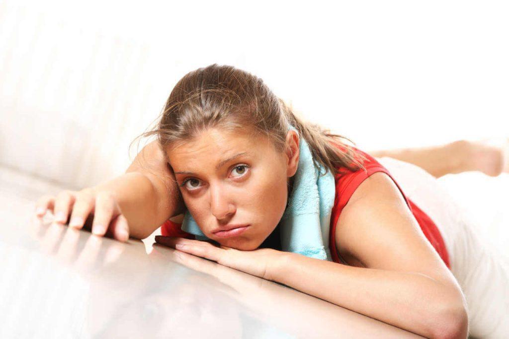 sobreentrenamiento riesgos de hacer ejercicio en exceso 1