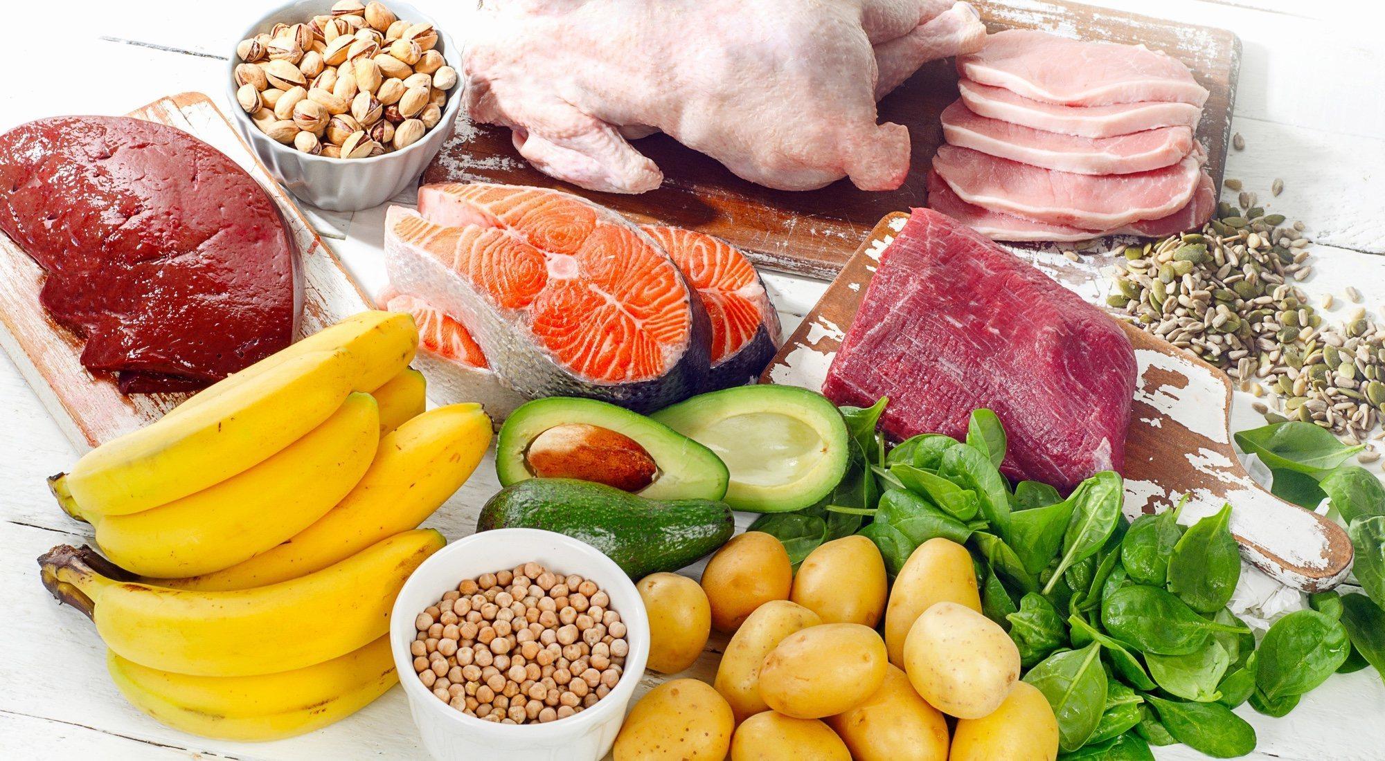 Descubre la vitamina B6 para qué sirve
